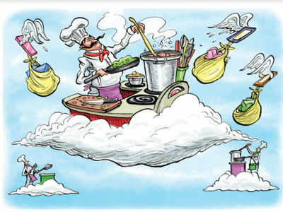 How to start a cloud kitchen in india