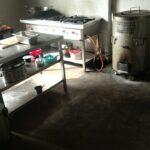 cloud kitchen for rent in mayapuri delhi equipped