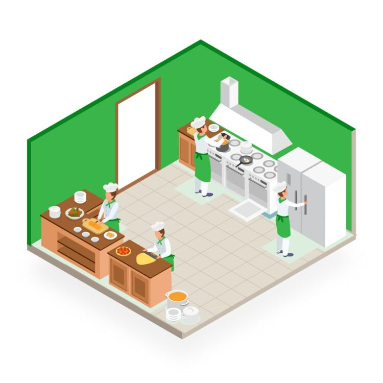 cloud kitchen model