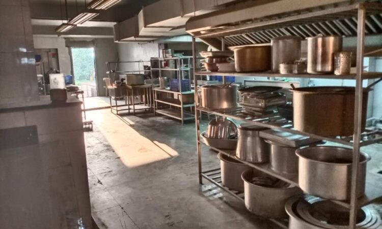 equipped cloud kitchen for rent in electronic city bengaluru