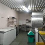 equipped cloud kitchen for rent in be