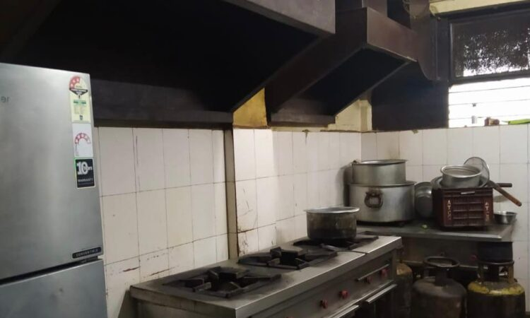 cloud kitchen for rent in sector 29 noida fully equipped