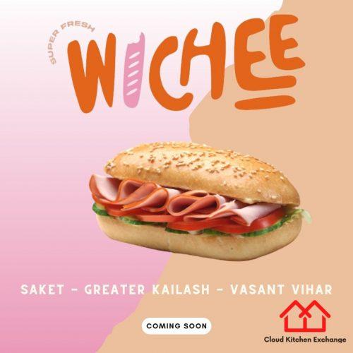 Wichee super fresh premium sandwiches